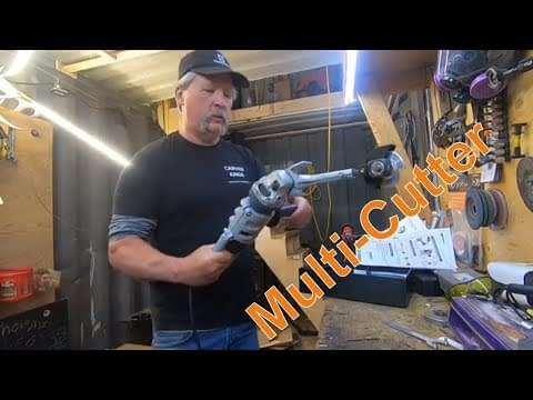 Manpa Multi Cutter tool review